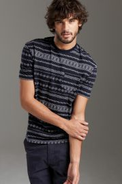 Marlon Teixeira Appears in Next Spring/Summer 2015 Look Book Marlon Texeira, Spring Summer 2015, New Image, Logan, Ss, Mens Tops, Style, Fashion, Swag