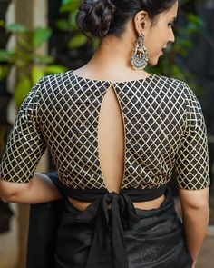 Trendy and Stylish Latest Blouse Designs Shop: Trendy and S. Trendy and Stylish Latest Blouse Designs Shop: Trendy and S. Indian Blouse Designs, Simple Blouse Designs, Stylish Blouse Design, Saree Blouse Neck Designs, Bridal Blouse Designs, Latest Blouse Designs, Brocade Blouse Designs, Golden Blouse Designs, Latest Blouse Patterns