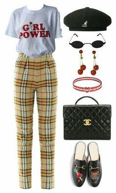 bd389ab15a Latest casual korean fashion  casualkoreanfashion Look Com Calça