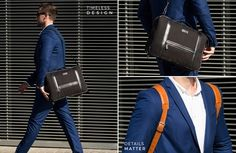 The one everyday expandable bag that you can rely on for travel, photography and work.