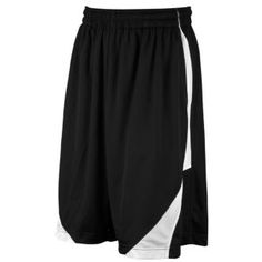 Jordan Rise Short - Men's - Basketball - Clothing - Black/White/White