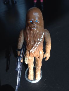 #last17 green bowcaster #chewbacca - #starwars