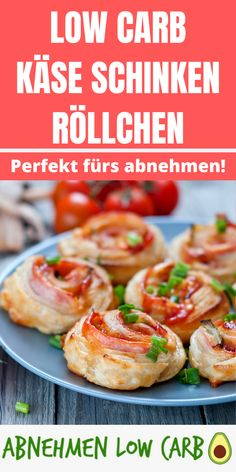 Low carb cheese ham rolls Low Carb Käse Schinken Röllchen This delicious snack is extremely healthy and perfect for losing weight! You should definitely try this yourself! Keto Snacks, Yummy Snacks, Snack Recipes, Lunch Snacks, Chicken Diet Recipe, Healthy Chicken Recipes, Keto Chicken, Ham Rolls, Dukan Diet Recipes