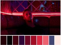 Only God Forgives (2013) Director: Nicolas Winding Refn Cinematography: Larry Smith Production Design: Beth Mickle