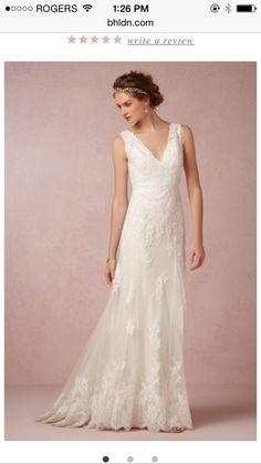 Wedding Dress - Front