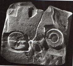Hittite, unfinished drown relief, Alaca Höyük, Museum of Anatolian Civilization,  Ankara (Kurt Bittel) (Erdinç Bakla archive)
