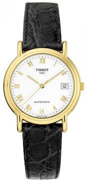 Tissot Men T-Gold Carson Watch # T71344413