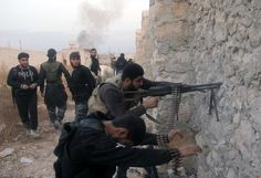 Heel wat Europese jongeren trokken na de uitbraak van de Syrische burgeroorlog naar Syrië om te gaan vechten aan de zijde van de rebellen.