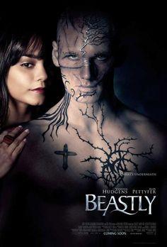 Beastly Movie Poster | Bem, eu acho que vale a pena assistir, ainda não tive a…