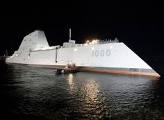 DDG 1000 Zumwalt Guided Missile Destroyer