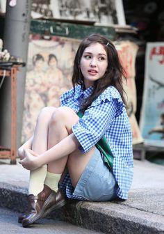 in Hongkong for Marie Claire Photoshoot J Pop, Kpop Girl Groups, Kpop Girls, K Pop Idol, Sana Momo, Jeon Somi, Poses References, Queen, Ulzzang Girl