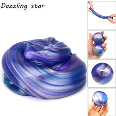 Crystal Slime Colourful Magnetic – DRIN DRIN !! A REAL DREAM !!