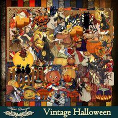 Vintage Halloween, My Design, Comic Books, Comics, Image, Art, Art Background, Kunst, Comic Book
