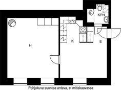 Veturitie, Länsi-Pasila, Helsinki, 1h+k 47,5 m², SATO vuokra-asunto