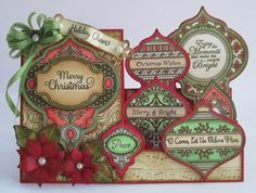 JustRite Papercraft: 2011 Heirloom Ornament Dies