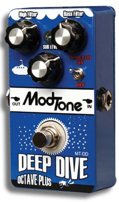 ModTone Deep Dive pedal