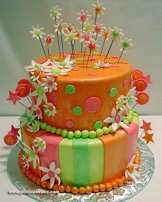 Fun Cake..Happy Birthday Happy 21st Birthday, Birthday Cake, Diaper Bassinet, Amazing Cakes, Fondant, Desserts, Food, Modern, Image