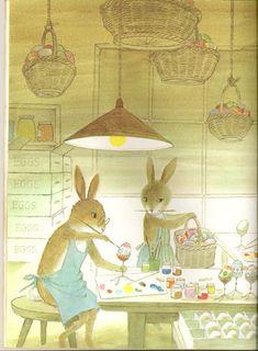 CHILDREN'S ILLUSTRATION: Adrienne Adams