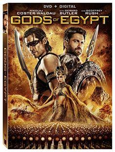 Gods Of Egypt [DVD + Digital] LIONSGATE