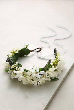 Sienna Meadow Flower Crown Headband