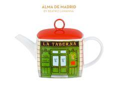 Alma de Madrid by Beatriz Lamanna | Tea Pot