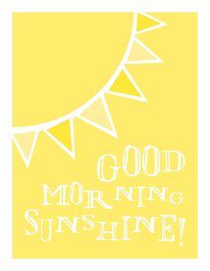 Bom dia garotas! Como começou o dia de vocês? O dia da nossa equipe começou ensolarado e super animado!