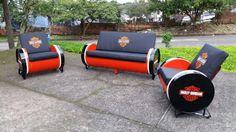 Harley Davidson Relax