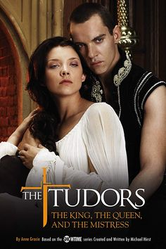 Jonathan Rhys Meyers and Natalie Dormer in The Tudors Jonathan Rhys Meyers, The Tudors, Showtime Tv, Showtime Series, Tudor Series, Tv Series, Natalie Dormer Tudors, Anne Boleyn Tudors, Charles Brandon