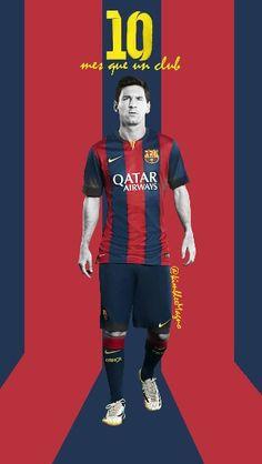 Wallpaper: Messi