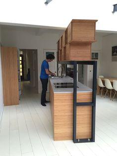 Bamboe maatwerk keuken