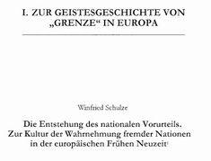 #Vorarlberger Bloghaus: [ #FairesEuropa ] Grenzen in Europas Köpfen: Die E... Feldkirch, Europe, Civil Society, Perception, Science, Politics
