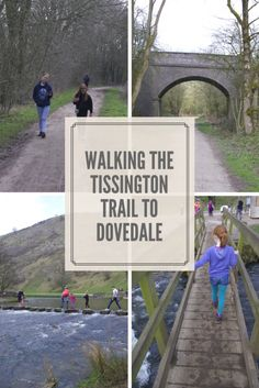Walking the Tissington Trail to Dovedale - during our stay at Sandybrook Country Park, we walked up the Tissington Trail to Dovedale Stepping Stones - this is how we got on Stepping Stones Kids, Days Out With Kids, Northern England, Derbyshire, Walks, Trail, Beautiful Places, Places To Visit, Budget