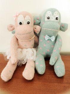 Smonkeys R175 Dinosaur Stuffed Animal, Toys, Handmade, Animals, Activity Toys, Hand Made, Animales, Animaux, Clearance Toys