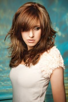 Long Layered Hairstyles with Bangs 2013 Long Layered Hairstyles with Bangs