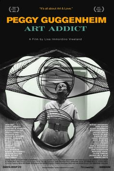 Peggy Guggenheim - Art Addict Biography-Cinemas 2015