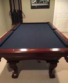 Pro Line Billiards gorgeous Pool Table, SOLD