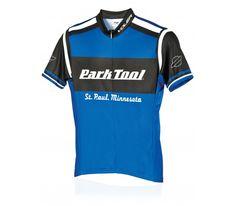 Park Tool Co. » JSY-1 : Park Tool Cycling Jersey : Apparel