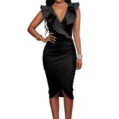 Women S72 Sexy Womens Bandage Slim Bodycon Mini Pencil Knit Dress Suitable For Men And Children