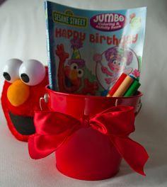 DIY Elmo Party