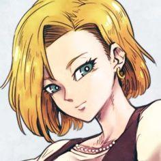 Androide 18 Android 18, Dragon Ball Z, Hades, Dragon Pictures, Dbz, Fantasy Characters, Super Saiyan, Anime Comics, Manga Anime