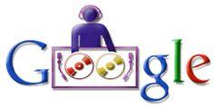 Logo Google, Doodle Art, Doodles, Dance, Logos, Dancing, Logo, Donut Tower, Doodle