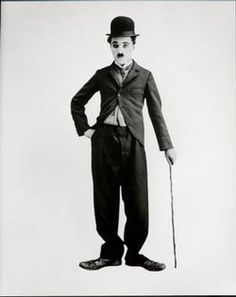 Charles Chaplin - Sir Charles Spencer Charlie Chaplin, KBE was an English comic actor and film-maker who rose to fame in the silent film era. Chaplin became a worldwide icon through his screen persona the Tramp and is considered one of the most i Charlie Chaplin Movies, Charly Chaplin, Chaplin Film, Charles Spencer Chaplin, Non Plus Ultra, Silent Film, Old Hollywood, Classic Hollywood, Movie Stars