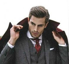 Business Men Hairstyles for a Classy Look
