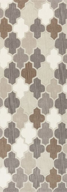 Shop the Rug - Color: Taupe, Brindle; Size: x by Surya. Made from Wool in India. This Hand Tufted Taupe, Brindle rug has a pile_height, perfect for a soft yet durable addition to your home. Earthy Color Palette, Grey Palette, Transitional Area Rugs, Rectangle Area, Contemporary Area Rugs, Contemporary Carpet, Modern Carpet, Modern Rugs, Carpet Design