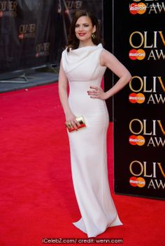 Hayley Atwell Olivier Awards 2014 held at the Royal Opera House http://icelebz.com/events/olivier_awards_2014_held_at_the_royal_opera_house/photo37.html