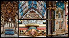 Saint Mary's Studley Royal, Yorkshire UK   St Mary's Church Studley Royal