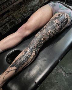 Pin by jaime garcia on tattoo inspiration Badass Tattoos, Hot Tattoos, Body Art Tattoos, Sleeve Tattoos, Tattos, Tattoo Girls, Girl Tattoos, Tattoos For Guys, Gothic Tattoo