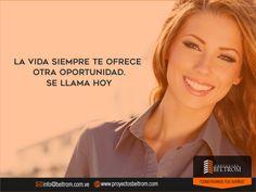 """#Frase de #Dia  Ingresa en: http://ift.tt/2pcw9de """"La vida siempre te ofrece una oportunidad Se llama HOY""""  #contuccion #casa #house #home #hogar #nuevaesparta #vlencia #ventas #nuevo #familia #inversion #hoy #sabiasque #venezuela #panama #miami #moderno #construction #civilengineering #today #ingenierocivil #ingeniero #engineer #engineering #civil #work #construcaocivil ManejoDeRedes@nahaweb"""