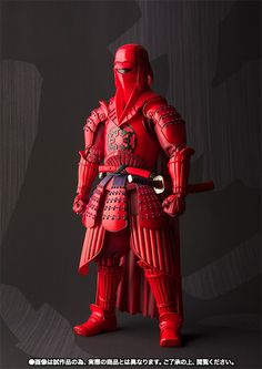 Samurai Royal Guard And Sandtrooper Star Wars Figures Are Spectacular
