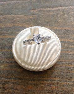 Anello Princess in argento con zirconi a €90,00 su etoilegioielli.com